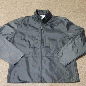 Armani Exchange jacket 100% nylon. NWOT.